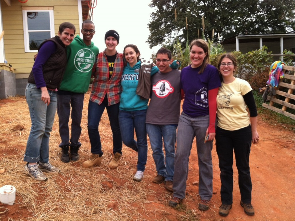 ATL Vols at Habitat build